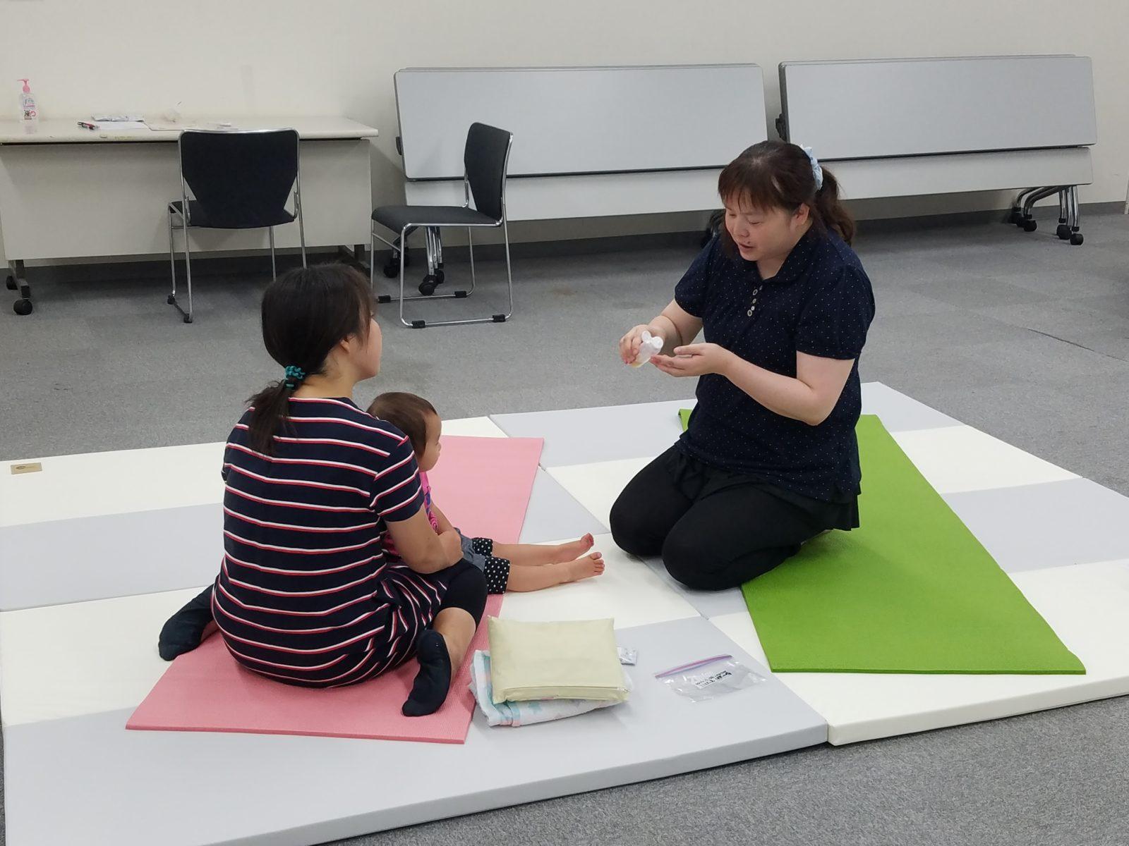 ハウスクエア横浜での教室風景☆